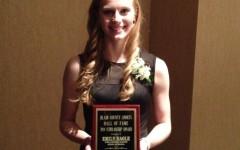 Nagle Receives Blair Hall Scholarship