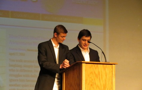 Students Participate in Annual Poetry Slam
