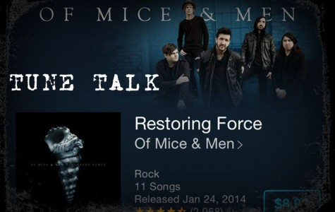 Tune Talk: Of Mice and Men Rocks