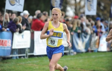 Crook Named Outstanding Athlete at WCCM