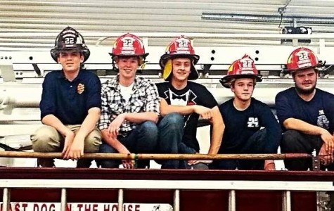 Junior Firefighters