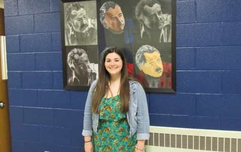 Mara Lundberg has made her mark in the performing arts during her years at Bellwood-Antis.