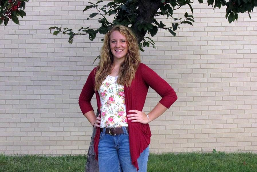 Homecoming 2014: Anna Wolfe
