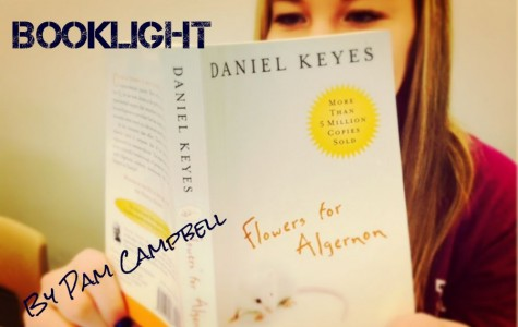 Booklight: Flower for Algernon