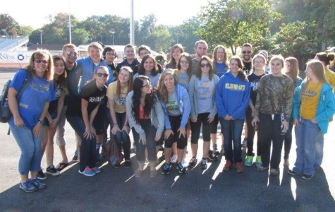Aevidum participates in Out of the Darkness Walk for suicide prevention