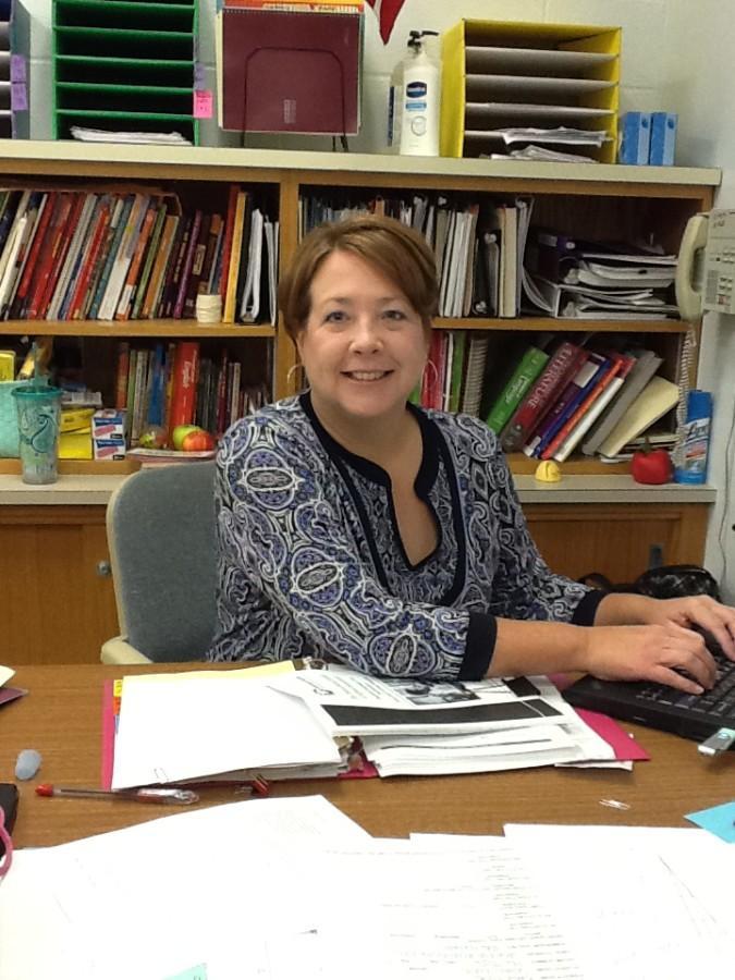 Spotlight Teacher: Mrs. Nycum