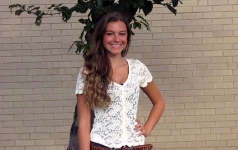 Homecoming 2014: Paige Padula