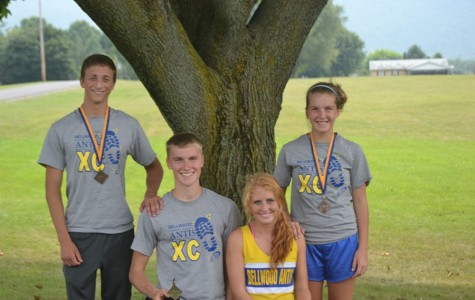 Mills finishes strong at Big Valley Invite