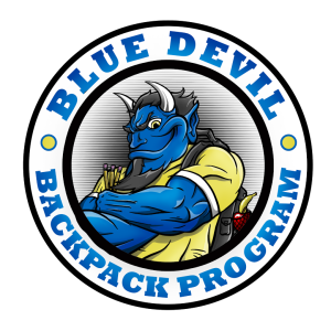 blue devil backpack