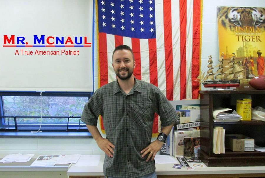 Teacher Feature- Mr. McNaul