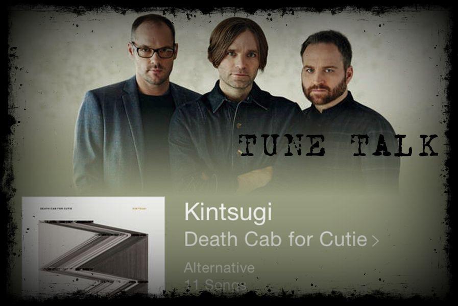 Death Cab for Cutie.