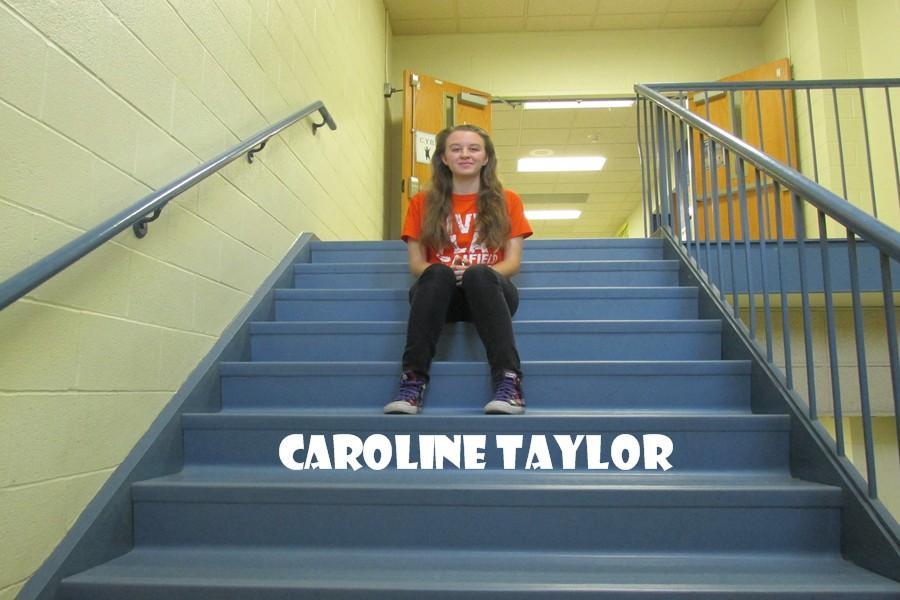 Just Junior: Caroline Taylor