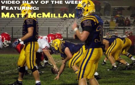 Video Play of the Week