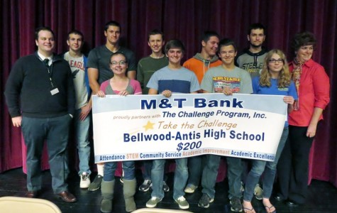 Bellwood students recognized at Challenge Assembly
