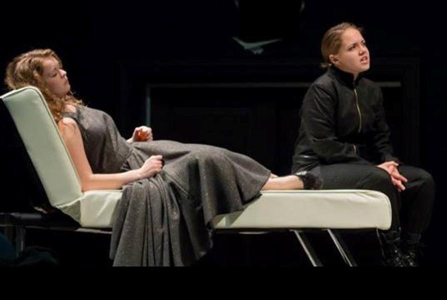 Alumnus Hannah Misera stars in Fahrenheit 451
