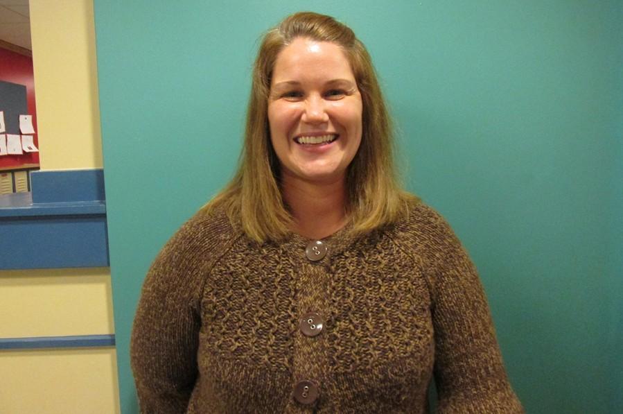 Teacher feature- Mrs. Kelly