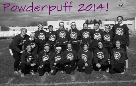 BA's annual powderpuff game!