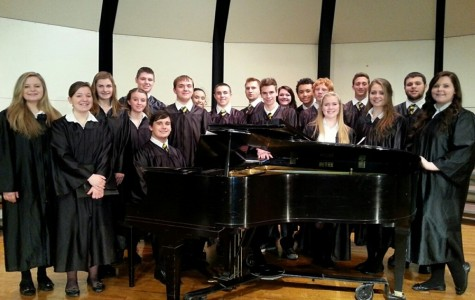 B-A students attend county chorus