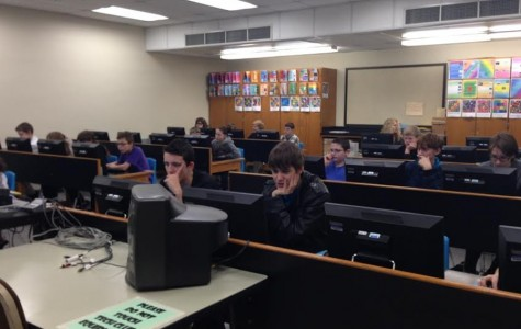 Bellwood Students Participate in Hour Of Code