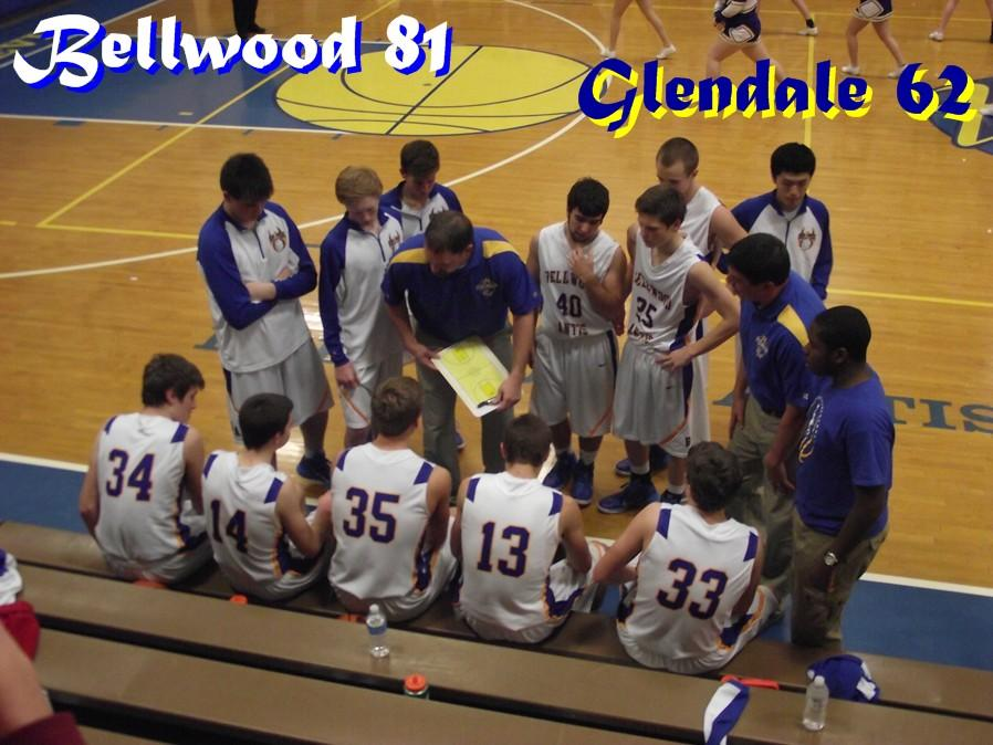 The basketball teams get yet another victory!