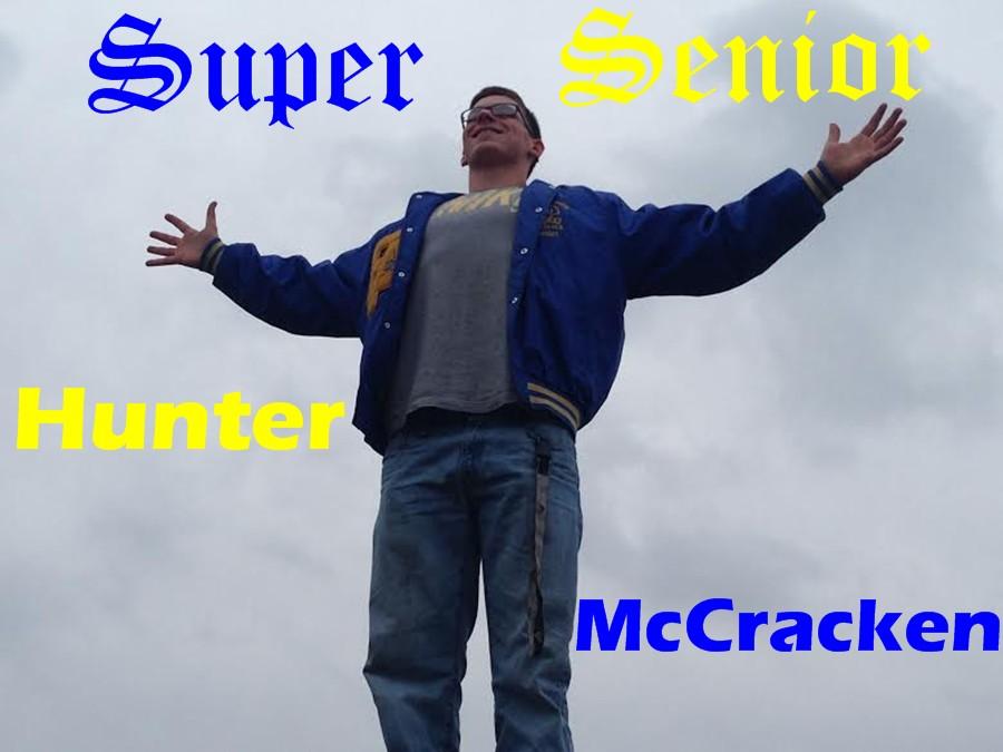 Super Senior: Hunter McCracken