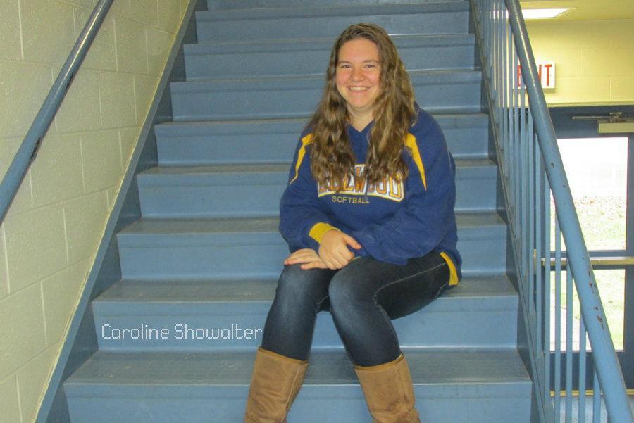 Just Junior: Caroline Showalter