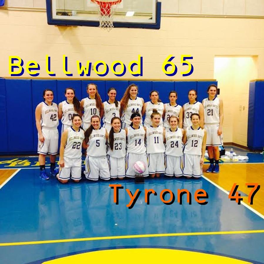 Lady Blue Devils get big win over rival!
