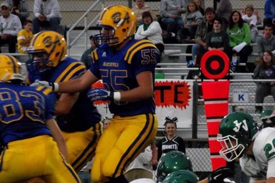 Trenton Creppage made two All-State teams after a stellar senior season.