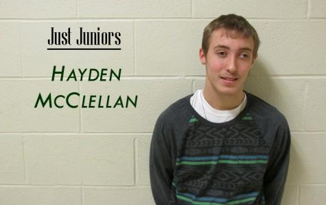 Just Juniors: Hayden Mcclellan