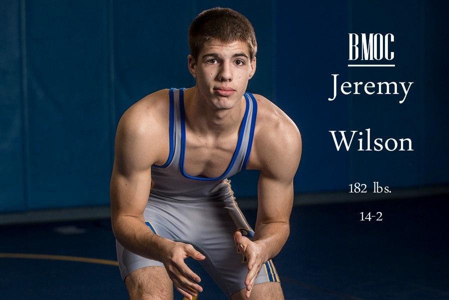 Jeremy Wilson is having a pretty special senior year.