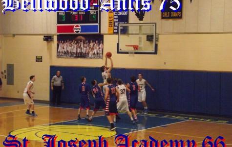 Bellwood-Antis beats St. Joseph Academy