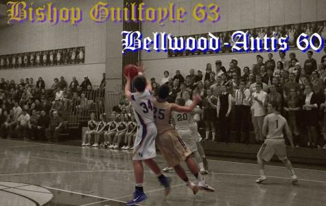 Bellwood-Antis against Bishop Guilfoyle slide show