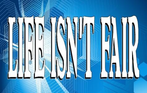 Life isn't fair – a response