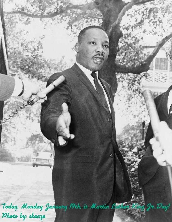 Celebrate Martin Luther King Jr!