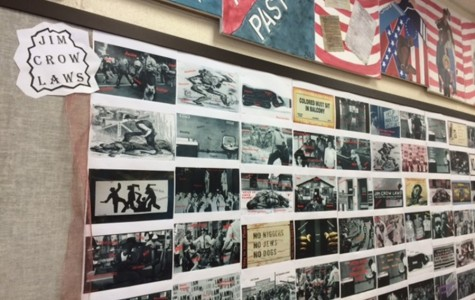 History teacher focuses on Jim Crow during Black History Month