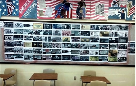 Teachers recognize Black History Month in their classrooms