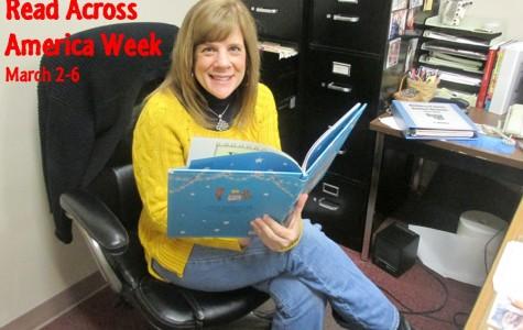 Monday starts Read Across America Week