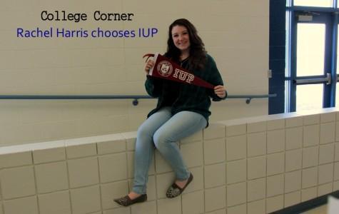 College Corner: Rachel Harris chooses IUP