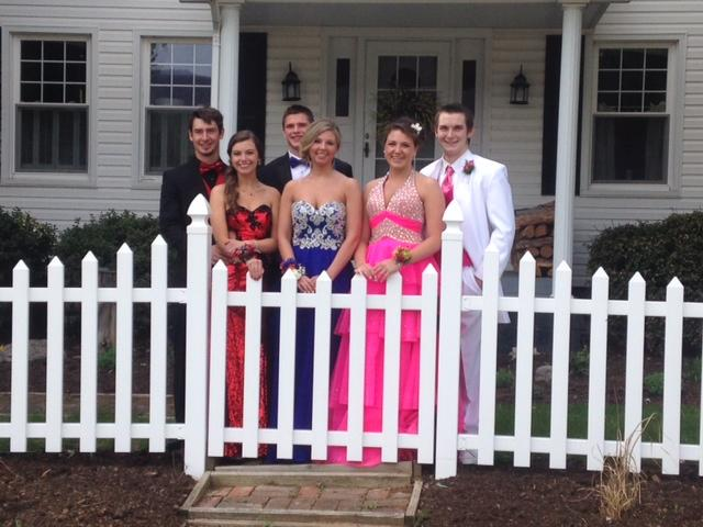 Are guys the biggest prom accessory?