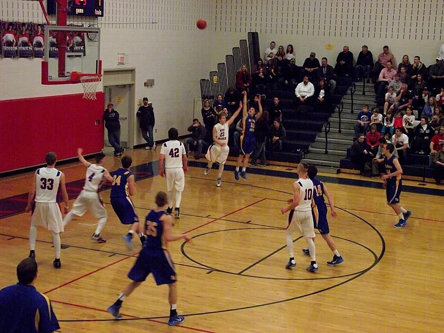 Blue Devil hoops squads continue to push towards District title