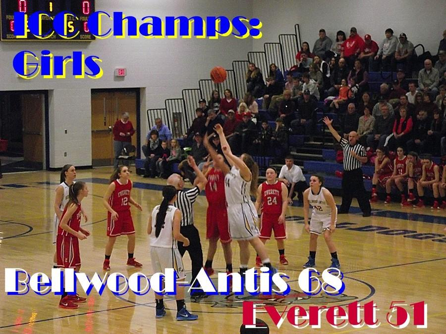 Lady Blue Devils become ICC Champions