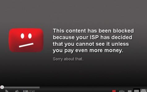 Net Neutrality: Even Netflix is doing it
