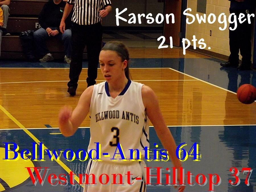 Lady Blue Devils top the Hilltoppers