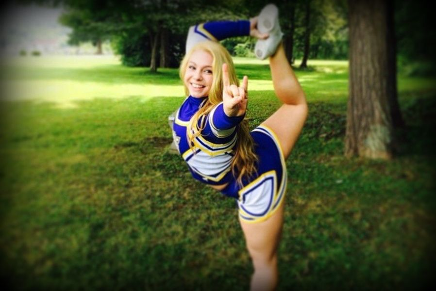 Jules+Lusk+says+cheerleading+is+definitely+a+sport.