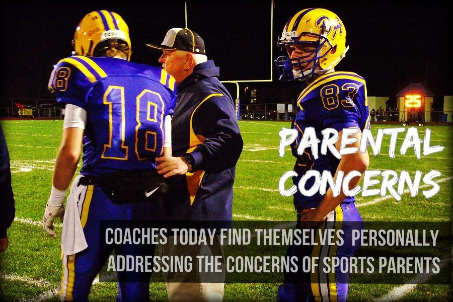 Football coach John Hayes has seen parents change in how they approach coaches in the last 25 years.