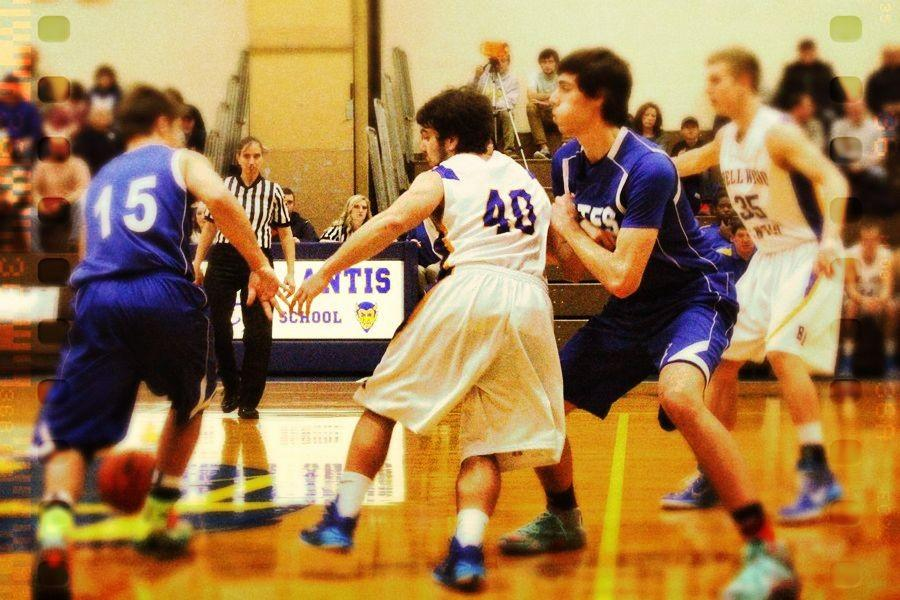 Tyler+Shultz+was+one+of+the+leaders+of+the+basketball+team+through+his+hard+work+and+dedication.