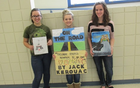 Students win prizes for book designs