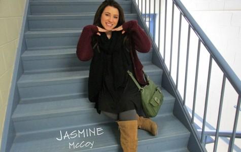 Sensational Sophomore: Jasmine McCoy