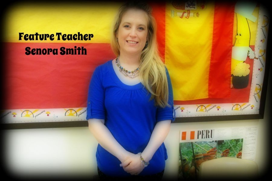 Ms. Smith has been teaching Spanish at Bellwood-Antis for nine years.