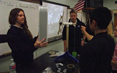 Penn State Engineering Ambassadors visit Bellwood-Antis